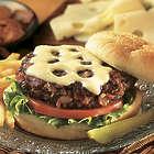 4 6-oz Bacon Steak Burgers