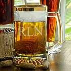 Engraved Gold Rimmed Sports Mug