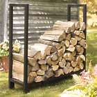Adjustable Heavy Duty Log Rack