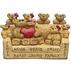 Personalized Gift for Parents/Grandparents with Kids in Love Seat