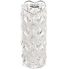 Lalique Crystal Heart Vase