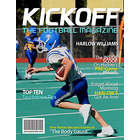 Football Personalized Magazine Cover