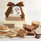 Cookies and Brownies Sympathy Gift Tower