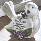 Mothers Help Us Spread Our Wings Spirit Bird Figurine