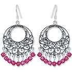 Moroccan Rose Earrings