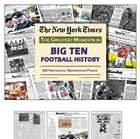 Big 10 Football's Greatest Moments