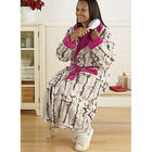 Personalized Reversable Luxury Robe