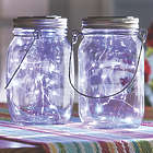 Mason Jar Lanterns Set