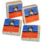 4 Jalapeno Jack Goat Milk Cheese Blocks