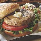 4 Ahi Tuna Burgers