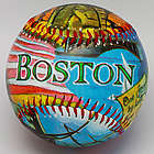 Boston Landmarks Baseball