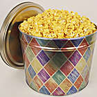 Cheddar Cheese Popcorn Gift Tin
