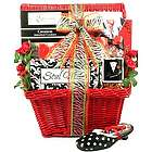 Soul Mates Chocolate Gift Basket for Her