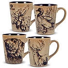 Outdoor Animal Assorted Mugs