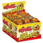 60 eFrutti Original Gummi Mini Burger Candies