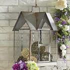Decorative Chicken Wire House