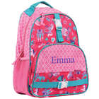 Personalized Princess and Castle Backpack