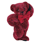 "15"" Red Hot Lover Bear"