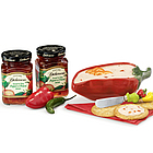 Dickinson's� Pepper & Onion Relish Dip Set
