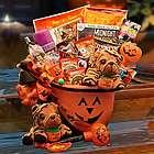 Happy Halloween Pumpkin Pail Gift Box