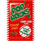 Pop Rocks Candy Cane Flavor Packet