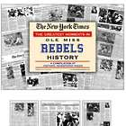 Ole Miss Rebels' Greatest Moments Book