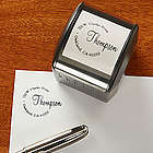 Personalized Simply Sealed Return Address Stamp