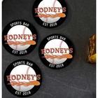 Power Pitch Custom Pub Coasters