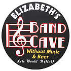Personalized Classic Band Cave Sign