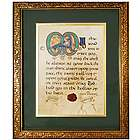 Hand-Lettered Irish Blessing Print
