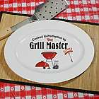 Grill Master Personalized Platter
