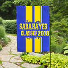 School Spirit! Personalized Garden Flag