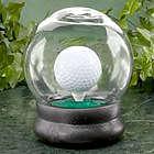 Golf Ball Water Globe Challenge