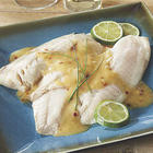 Tilapia With Chili Lime Sauce