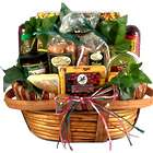 The Midwesterner Medium Cheese and Sausage Gift Basket