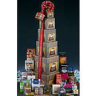 Here Comes Santa Gift Tower