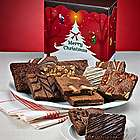 Dozen Assorted Christmas Brownies