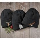 Eagle Wildlife Knit Hat