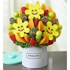 Smiley, Sweet, and Tasty Treats Bouquet