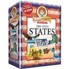 The Fifty States Card Game