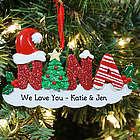 Nana Personalized Christmas Ornament