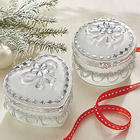 Glass Trinket Boxes