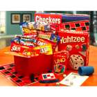 Family Time Games and Snacks Large Gift Box
