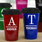 Personalized Monogram Travel Mug