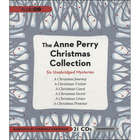 Anne Perry Christmas Mysteries Audio Book Collection