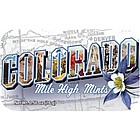 Colorado Mile High Mint Tin