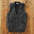 Men's Irish Sweater Vest