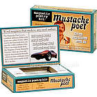 Mustache Poet Magnetic Poetry Kit
