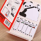 Panda Sticky Notes and Flags Set