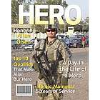 Personalized Hero Magazine Cover